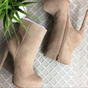 Pour La Victoire Bardot platform boots